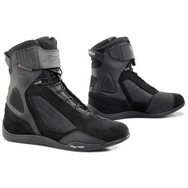 Forma Twister Waterproof Motorcycle Boots Black