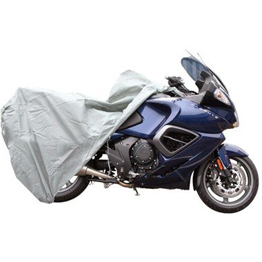 Gear Gremlin Breathable Indoor Motorcycle Dust Cover Large