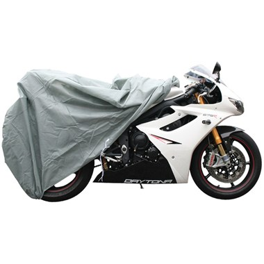 Gear Gremlin Breathable Indoor Motorcycle Dust Cover Medium