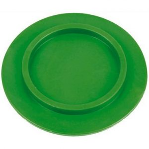 Gear Gremlin Motorcycle Side Stand Pad Green
