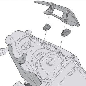 Givi 1127KIT V35 Pannier Holder Bridging Kit