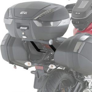 Givi 2118FZ Monorack Arms Yamaha MT07 2014 to 2017