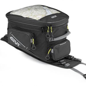 Givi EA110B Expandable Enduro Motorcycle Tank Bag 25 Litre
