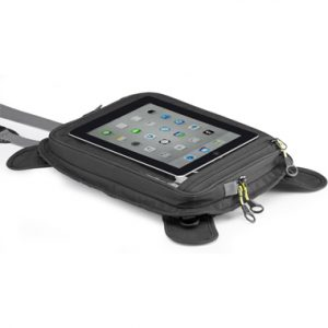Givi EA112B Magnetic Motorcycle Tank Tablet Holder