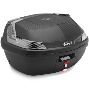 Givi B47NT Blade Tech Monolock Top Box 47 Litre Black