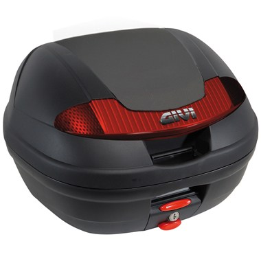 Givi E340 Vision Monolock Top Box 34 Litre Black