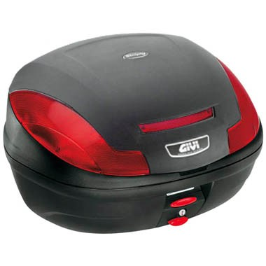 Givi E470 Simply III Monolock Top Box 47 Litre Black