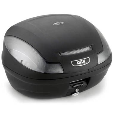 Givi E470 Simply III Tech Monolock Top Box 47 Litre Black