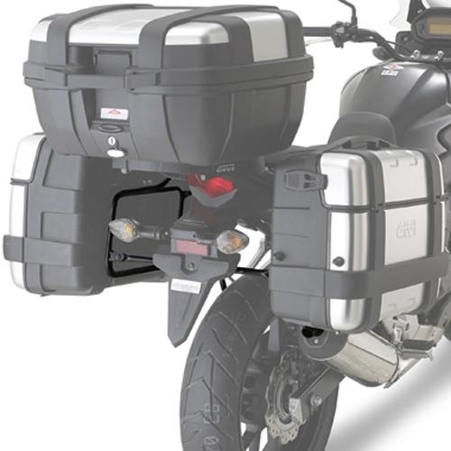 Givi PL1121 Pannier Holders Honda CB500X 2013 on