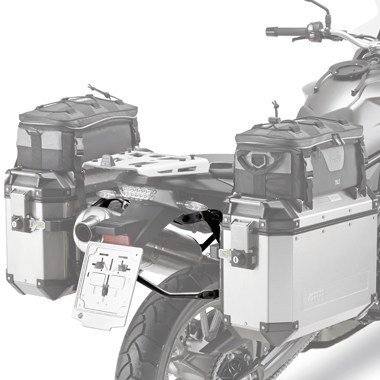 Givi PL5103CAM Trekker Outback Fitting Kit BMW F650GS 2008 on