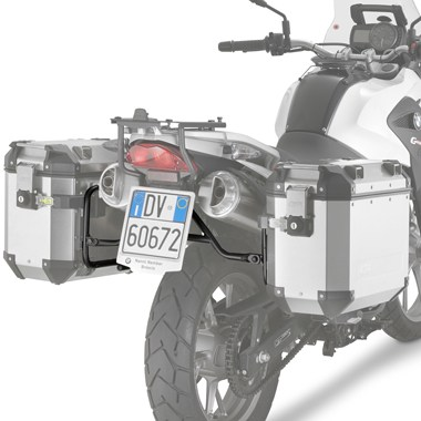 Givi PL5101CAM Trekker Outback Fitting Kit BMW G650GS 2011 on