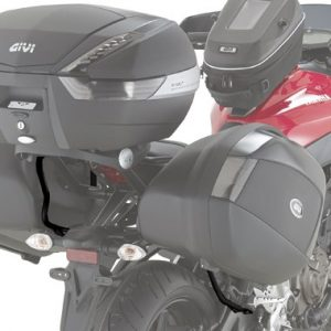 Givi PLX2118 V37 V35 Pannier Holders Yamaha MT07 2014 to 2017