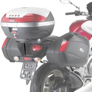 Givi PLX540 V35 Pannier Holders Suzuki SFV650 Gladius 2009 on