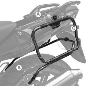 Givi PLXR174 V35 Pannier Holders Honda CBF1000 2006 to 2009