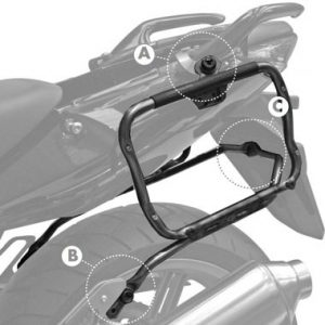Givi PLXR174 V35 Pannier Holders Honda CBF500 2004 on