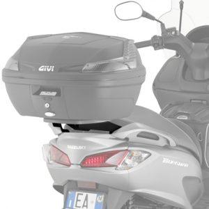 Givi SR3106 Monolock Plate Suzuki Burgman 125 200 2006 on