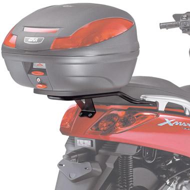 Givi SR355M Monolock Rear Carrier Yamaha X Max 125 250 2005 to 2009