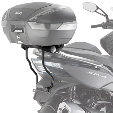 Givi SR6104 Monokey Carrier Kymco Xciting 400i 2013 on