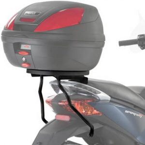 Givi SR740 Monolock Rack for Aprilia Sportcity One 2008 on