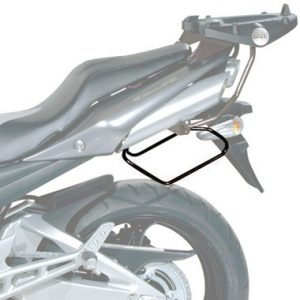 Givi T255 soft pannier holders Suzuki GSR600 2006 to 2011