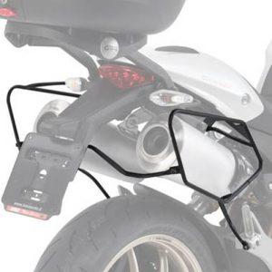 Givi T681 Soft Pannier Holders Ducati 696 2008 on