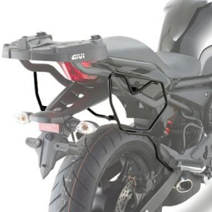 Givi TE2110 soft pannier holders Yamaha XJ6 Diversion 600 2009 on
