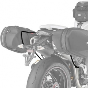 Givi TE6402 Pannier Holders Triumph Speed Triple 1050 upto 2015