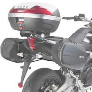 Givi TE6700 Easylock Pannier Holders Aprilia Dorsodura 750