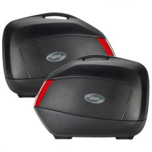 Givi V35N Motorcycle Panniers Pair Black