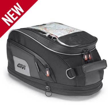 Givi XS307 XSTREAM Tanklock Motorcycle Tank Bag 15 Litre