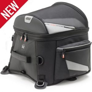 Givi XS316 Motorcycle Seat Bag Tail Pack 35 Litre