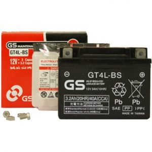 GS GT4L BS MF Motorcycle Battery