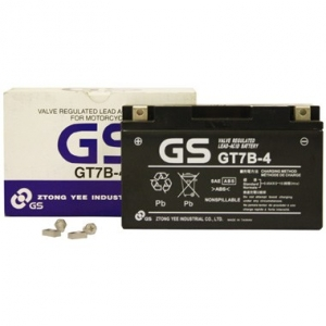 GS GT7B4 Motorcycle Battery