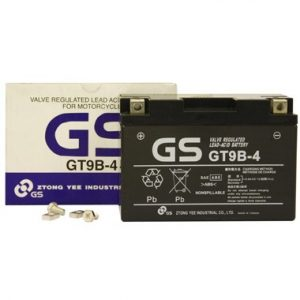 GS GT9B4 Motorcycle Battery