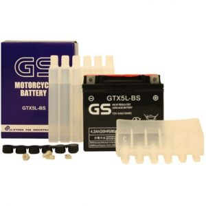 GS GTX5L BS MF Motorcycle Battery