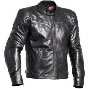 Halvarssons BC Jackpot Leather Motorcycle Jacket