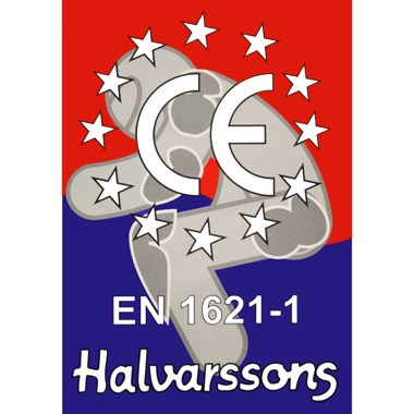 Halvarssons CE Approved Armour