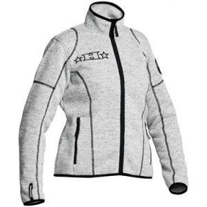 Halvarssons Contour Polyester Fleece White Unisex