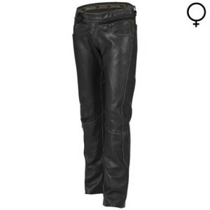 Halvarssons Hawk Classic Ladies Leather Motorcycle Jeans