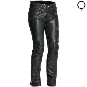 Halvarssons Rider Lady Leather Motorcycle Jeans