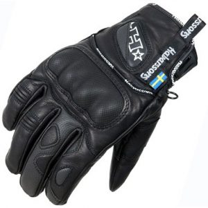 Halvarssons Supreme Leather Summer Motorcycle Gloves