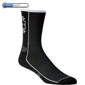 Halvarssons Wembley Short Motorcycle Socks with Coolmax
