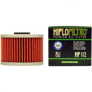 Hi Flo Filtro Motorcycle Oil Filter HF112