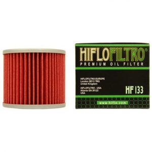 Hi Flo Filtro Motorcycle Oil Filter HF133