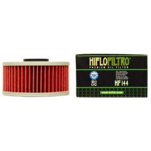 Hi Flo Filtro Motorcycle Oil Filter HF144
