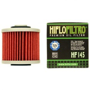 Hi Flo Filtro Motorcycle Oil Filter HF145