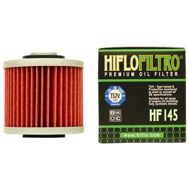 Hi Flo Filtro Motorcycle Oil Filter HF145