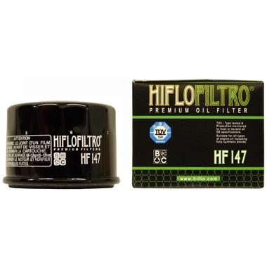 Hi Flo Filtro Motorcycle Oil Filter HF147