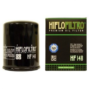 Hi Flo Filtro Motorcycle Oil Filter HF148