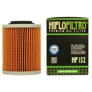 Hi Flo Filtro Motorcycle Oil Filter HF152